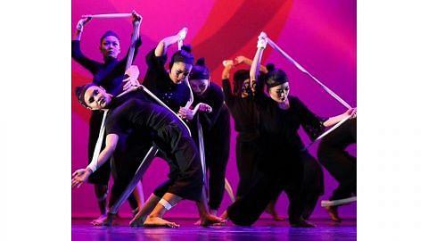 Pelajar poly luah rasa cinta pada budaya dengan sertai tarian