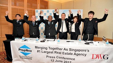 Gabungan PropNex-Dennis Wee Group jadi agensi hartanah terbesar