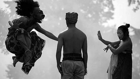 PESTA RAYA ESPLANADE Pesona filem 'Setan Jawa' diiringi orkestra