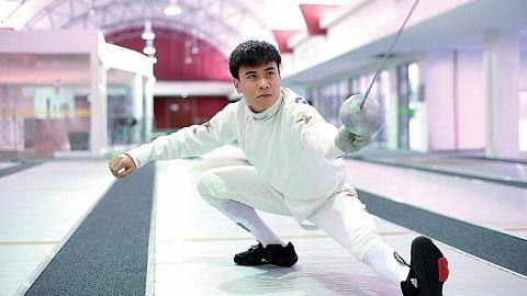Atlit lawan pedang S'pura dilantik ke suruhanjaya badan Asia