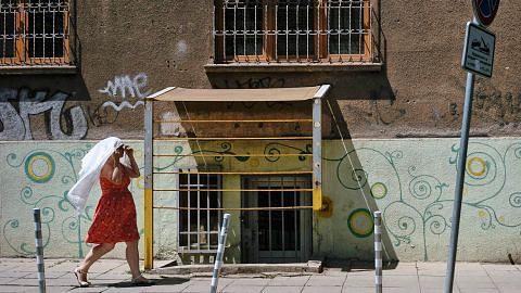 Lima maut akibat cuaca panas di Bulgaria