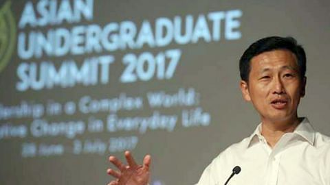 Ye Kung: Universiti mampu jadi pemacu perubahan negara
