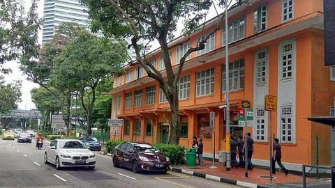 URA lancar penjualan tapak komersial di Beach Road rangkumi bekas balai polis