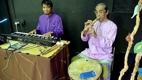 Suntik unsur seni lama Melayu