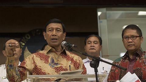 Tindakan haram Hizbut Tahrir Indonesia disokong