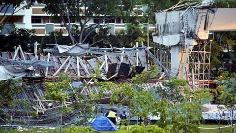 Struktur jejambat dekat PIE runtuh: BCA tuntut siasatan
