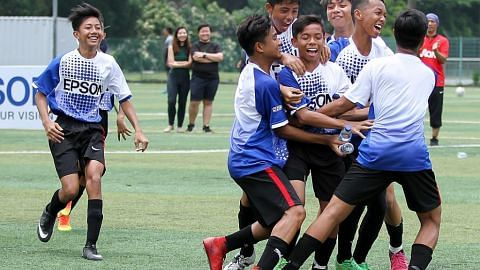 Kejohanan Cabaran Belia Epson diperluas bagi pemain usia 6-18 tahun