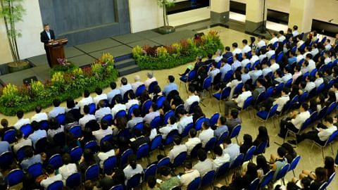PETIKAN UCAPAN MENTERI EHWAL LUAR VIVIAN BALAKRISHNAN DI SESI PERBINCANGAN DI MFA Lima prinsip dasar luar Singapura