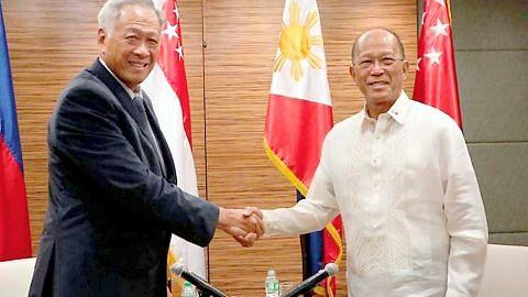 S'pura tawar bantuan kepada Filipina untuk atasi pengganasan