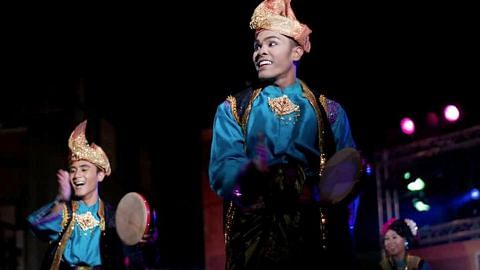 Cinta budaya Melayu dari tarian ke dikir barat