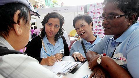 Program MOM boleh bantu pekerja lebih tua terus bekerja