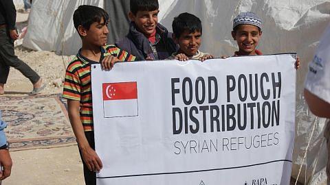 BAPA fokus ibadah korban bantu pelarian Syria, Rohingya dan Palestin
