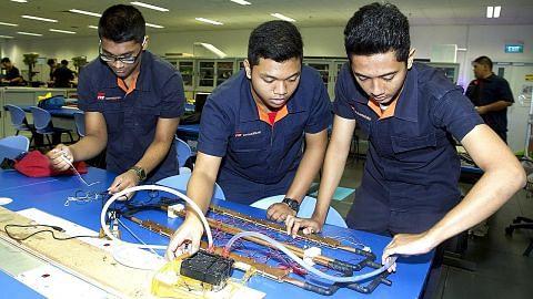 Pelajar ITE Kolej Barat juarai Cabaran Inovasi