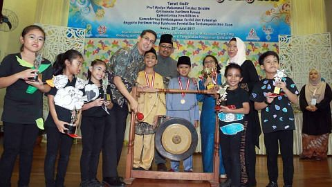 Acara galak murid minat bahasa, sastera Melayu