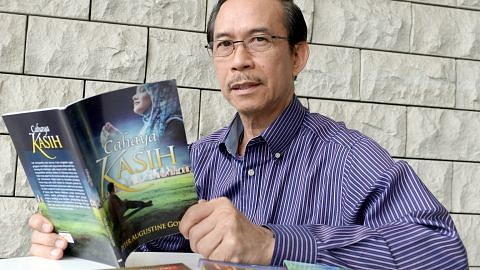 Dapat 'Taufik' dan 'Hidayah' dalam novel terbaru Peter Augustine Goh
