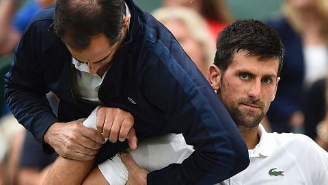 Djokovic 'rehat' bagi baki pertandingan musim ini