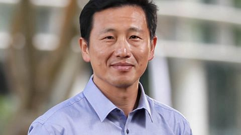 Ye Kung ketuai kumpulan perhubungan masyarakat Cina