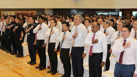 Shanmugam: Semangat perpaduan penting dalam konteks global yang berubah