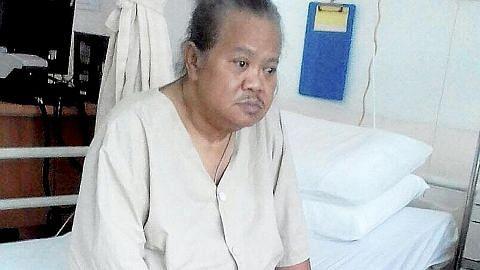 Alias Kadir selamat jalani pembedahan potong kaki