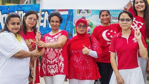 Warga baru asal India kini relawan akar umbi