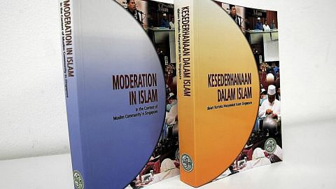 Pergas rancang kemas kini, tambah kandungan buku 'Kesederhanaan Dalam Islam'