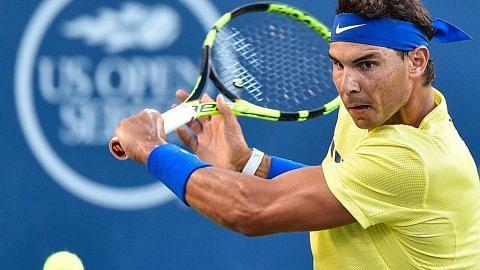 TENIS Nadal teruja jadi pemain No 1 dunia, simpati Federer cedera