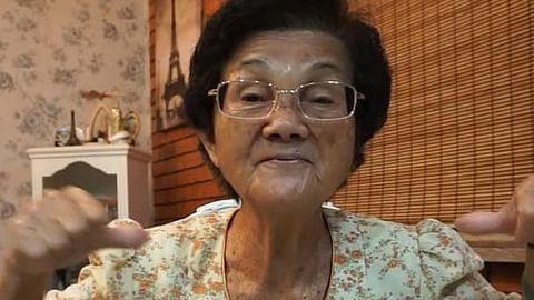 Video muzik anak Sabah papar nenek 'I Am Me' tular