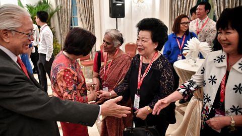 Presiden Tony Tan hargai penganjur dan peserta NDP