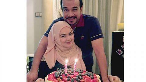 Siti Nurhaliza, suami pun ada salah faham tapi...