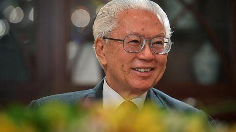 WAWANCARA DENGAN PRESIDEN 'Masa sesuai' serah tugas kepada Presiden Melayu