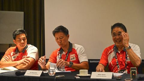 Prestasi hebat Team SG dapat gred 'A-'