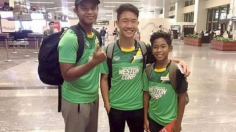 Tiga pemain muda dapat peluang latih di Belanda