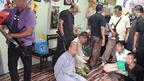 KL patah cubaan serangan tiga kumpulan pengganas