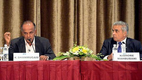 Shanmugam: Pemerintah perlu main peranan proaktif