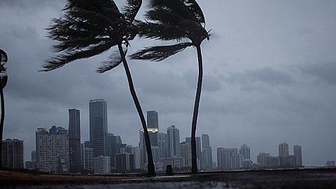 Irma landa Florida, 6.3j penduduk tinggalkan bandar