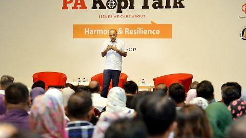 Shanmugam: Kemajuan Melayu S'pura boleh jadi contoh masyarakat Islam dunia