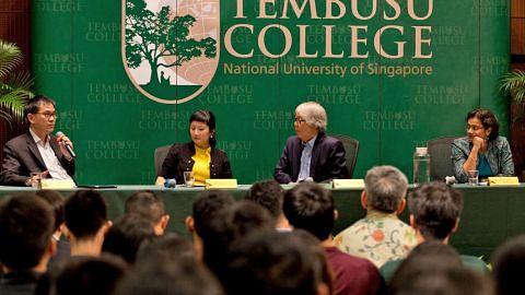 Prof Koh: Asean tunggak keamanan serantau