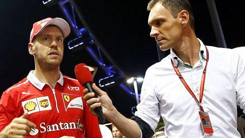 Semuanya menjadi... F1 S'pura kekal ikonik