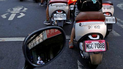 Pengeluar skuter elektrik Taiwan dapat suntikan $404j daripada Temasek Holdings
