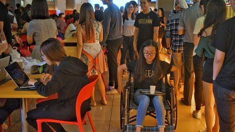 Lebih sokongan bagi pelajar poly, ITE berkeperluan khas