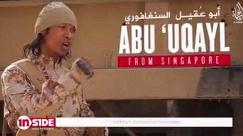 MHA pantau rakyat S'pura yang jadi anggota ISIS