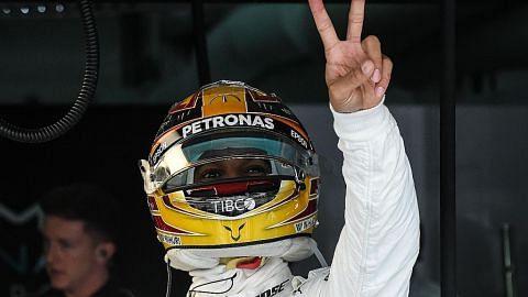 Hamilton sedar nasib boleh berubah sekelip mata