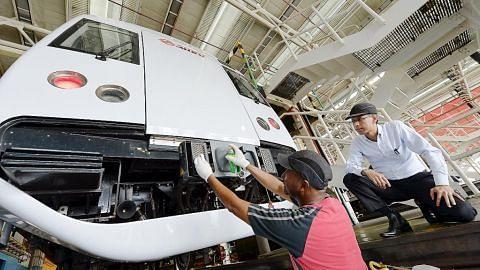SMRT yakin capai piawaian lebih tinggi pada 2020