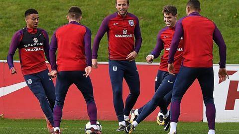 England harap Kane kekal sentuhan tajam KELAYAKAN PIALA DUNIA