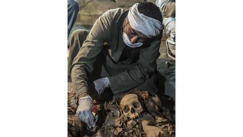 Kirimkan pengalaman melancong anda Pasukan kaji purba temui kubur di selatan Mesir