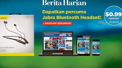 Hadiah istimewa menanti pelanggan pakej digital BH