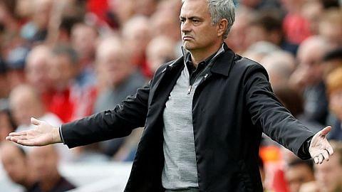Mourinho bayangkan tak akan lama di Manchester United
