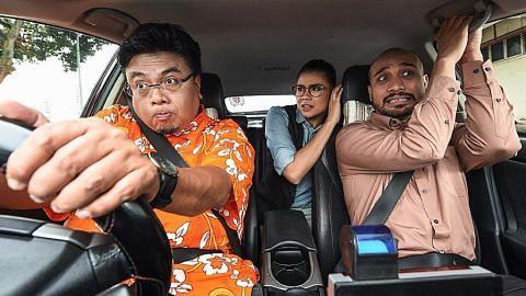 Rugi abang teksi tidak mahu ikut perkembangan teknologi