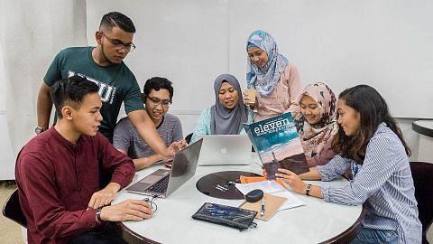 Majalah badan Muslim NTU kupas hubungan individu dan masyarakat