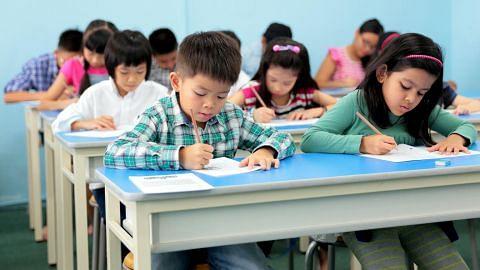 Kelas pengayaan bantu anak persiap masuk Darjah Satu PERSIAP ANAK MELANGKAH KE DARJAH SATU